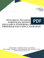 Juknis Verifikasi KPM PKH 2018 FINAL SIAP CETAK FIX 70119