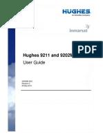 Hughes 9211 9202M User Guide Rev G
