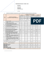 Planificación Curricular Anual 2° Grado - Primaria