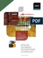 Aptalon Polyamide Polyurethane Technology Brochure