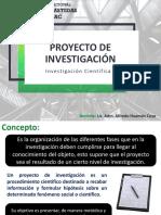 1. Proyecto de Investigacion