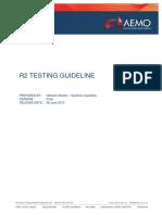 r2 testing