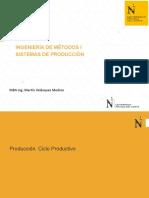 s4- Ingeniería de Métodos I- Sistemas de Producción