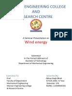 solar power plant report