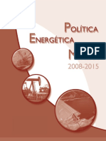 Política Energética y Minera 2008-2015.pdf