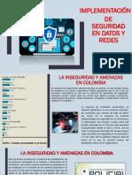 Implementacion de Seguridad en Datos y Redes - Clase I