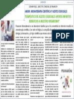 Publicación Pranarom