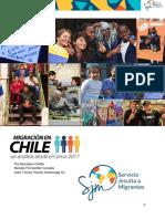 Migracion en Chile 2017 SJM