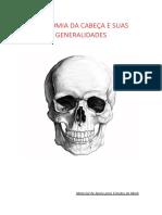 Anatomia Da Cabeça e Suas Generalidades