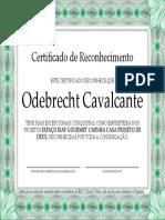 Odebrecht Cavalcante