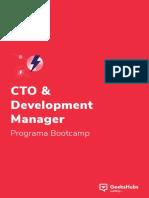 Brief Bootcamp CTO Dev. Manager Programa