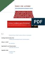 ÍNDICE POR AUTORES - ALEXANDRIA CATOLICA.pdf