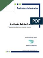 Auditoria Adva Indicadores Financieros