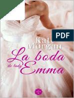 Kate Morgan - La Boda de Lady Emma