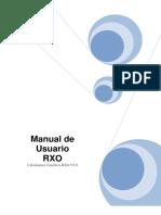 User Manual v5.0 Spanish