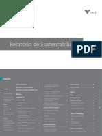 Relatorio Sustentabilidade Vale 2018