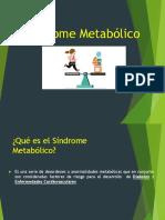 Síndrome Metabólico datos
