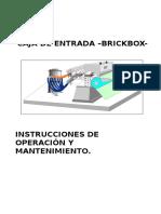 Manual Caja de Entrada