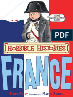 France Horrible Histories Special