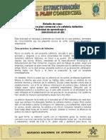 Milena Realiza Plan Comercial a La Cafetería Vallecitos