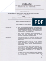 [LPPOM MUI] Perubahan Peraturan SJH_2011