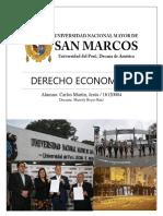 Derecho Economico TRABAJO 2 - Carlos Martin, Jesus 16120004