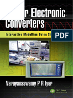 Iyer, Narayanaswamy P. R - Power Electronic Converters _ Interactive Modelling Using Simulink-Taylor & Francis (2018)