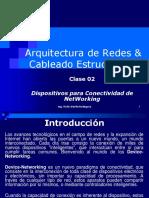 Cableado Estructurado - Clase 02