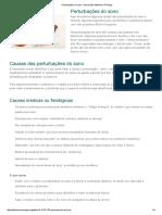 Perturbações do sono   Associação Alzheimer  (Portugal|)