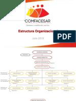 Estructura Organizacional 2019