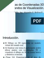 AUTOCAD3D (01 Sistemas de Coordenadas y Comandos de Visualiz.pdf