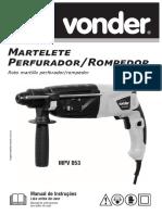 Manual Perfurador / Rompedor