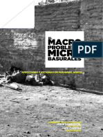 El macro Problema de los microbasurales - EnERO2018