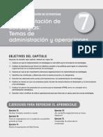 Planificación estratégica - Fred David