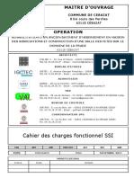 Cahier Des Charges Fonctionnel Ssi