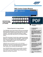 COM-9460 Control Output Module