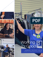Goodwill of Central and Coastal Virginia 2018 Annual Report