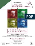 Cartel Gramsci / Vacca en México