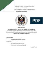 Versión Española de Las Sexual Inhibitionsexual Excitation Scales