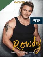 05 Rowdy - Serie Marked Men - Jay Crownover.pdf