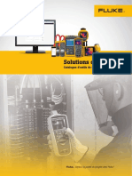 Catalogue Fluke - Outils de Diagnostics - 2017