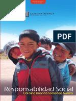 2017 Revista de Responsabilidad Social Catalina Huanca