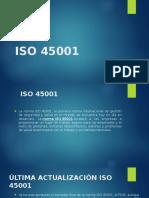 Diapositivas ISO 45001