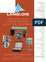 Catalogue Langlois - 2019