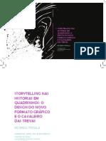 STORYTELLING NAS HISTÓRIAS EM QUADRINHOS - O DESIGN DO NOVO FORMATO GRÁFICO .pdf