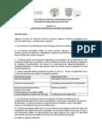 3. Evaluacion e Informe Psicológico