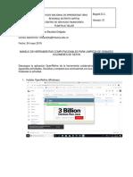 TALLER 4 Limpieza de Datos - Instalacion Exploracion OpenRefine