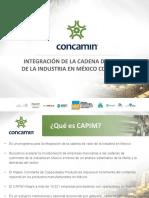 Presentacion CAPIM