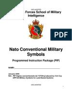 NATO Map Symbol (Canadian) Programmed Instruction Package Jan 2000