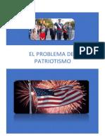El Problema Del Patriotismo (Filosofía)